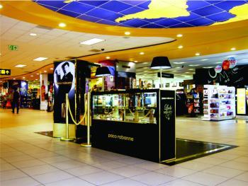 Isla en Aeropuerto: Paco Rabanne